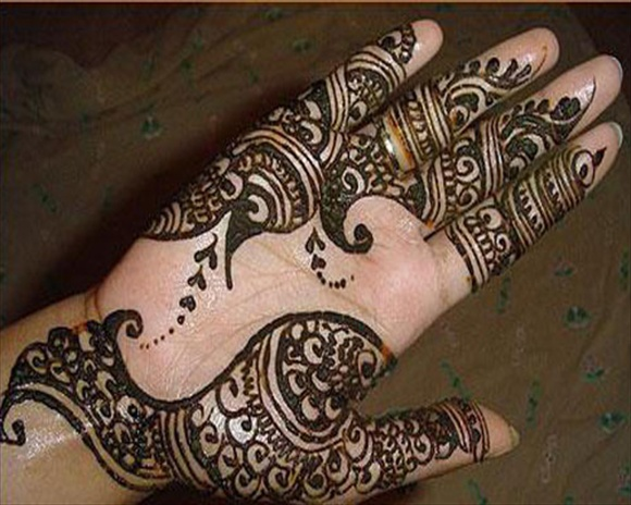 best mehndi designs for hands