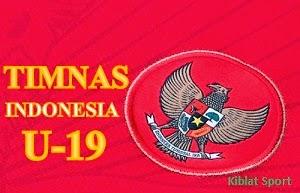 Jadwal Timnas Indonesia U19 2014