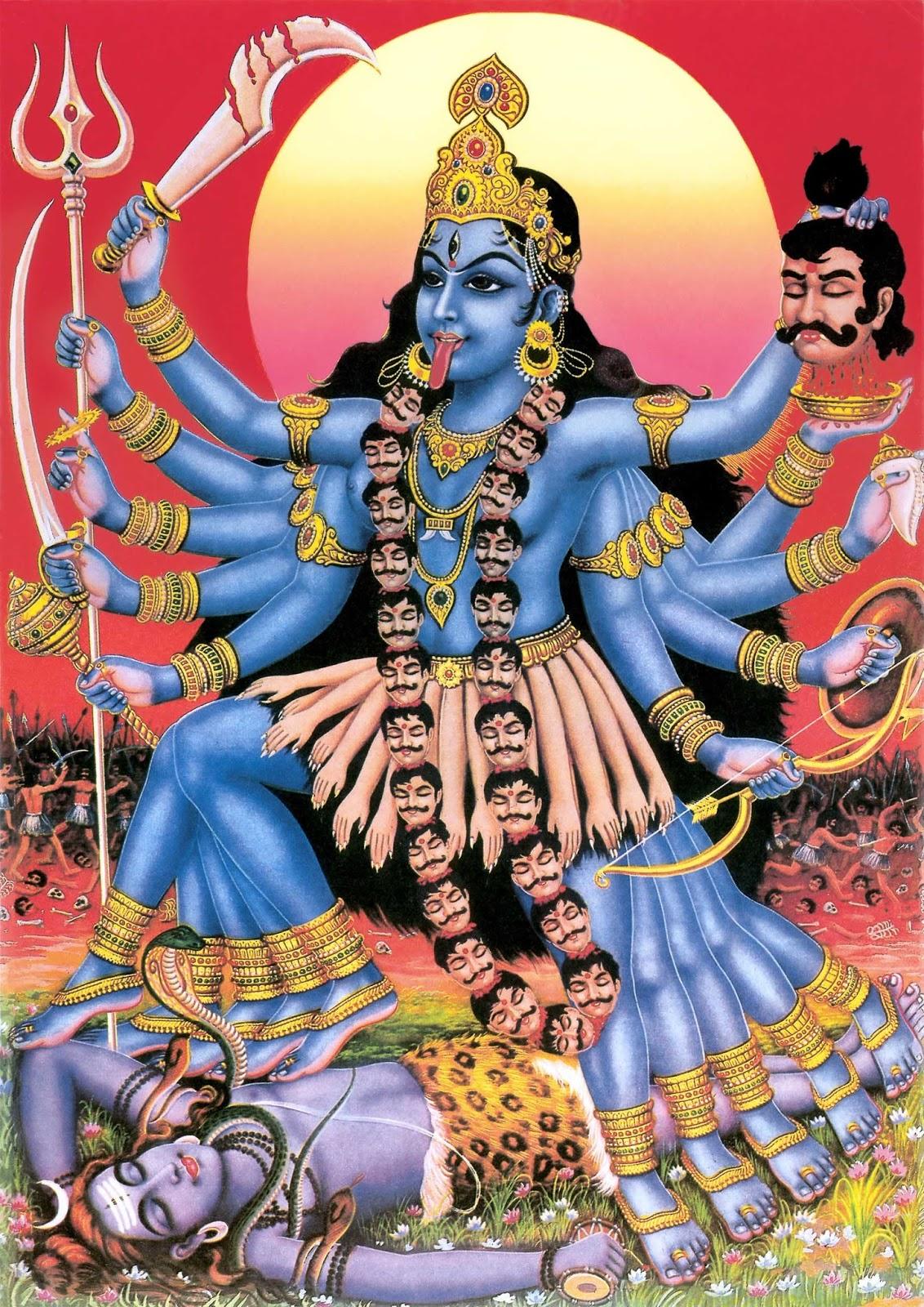 Maa Kali Wallpaper Goddess kali Photos Kali mata Images