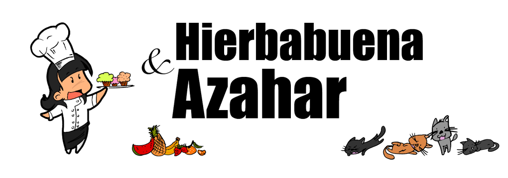 Hierbabuena y azahar