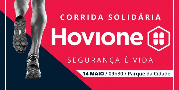 Corrida Solidária Hovione