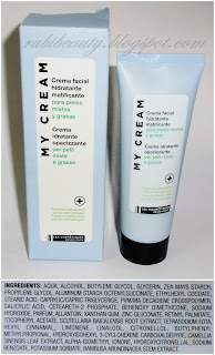Review crema hidratante facial matificante