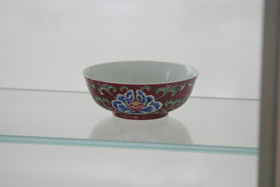 bol impérial porcelaine