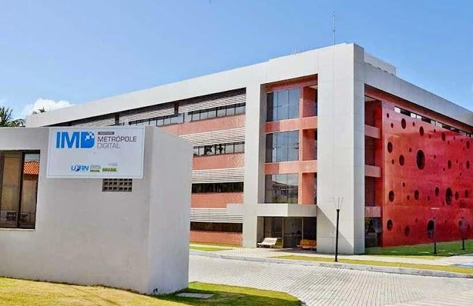 UFRN: Instituto Metrópole Digital tem concurso com 07 vagas para professor