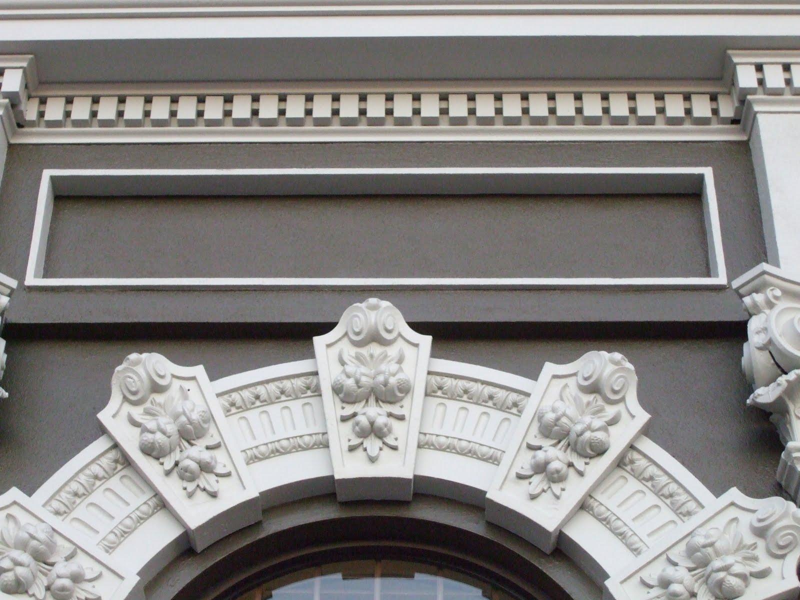 Architectural Dentil Trim : Fiberexplorations new challenge