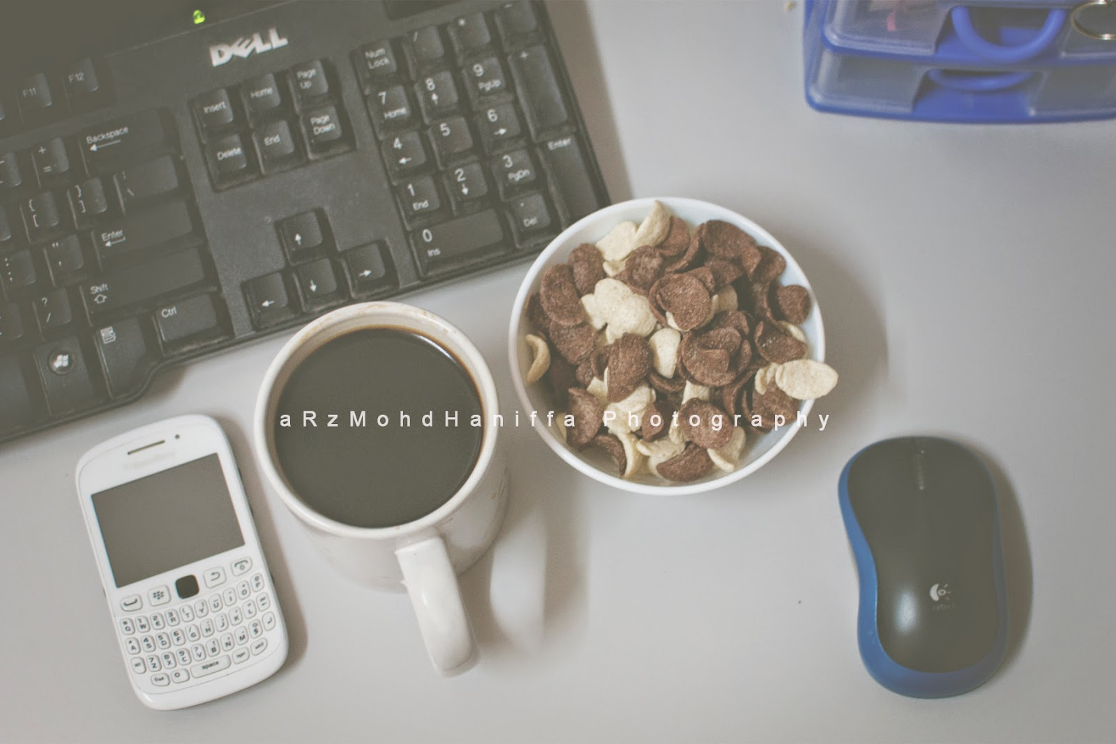 Sepetang, koko krunch, kopi, blackberry, mouse