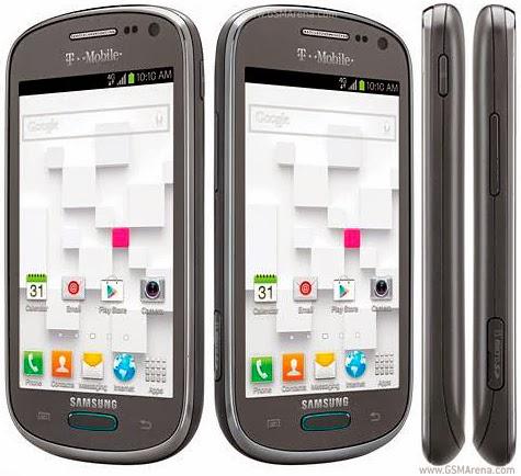 Harga dan Spesifikaasi Samsung Galaxy Exhibit T599