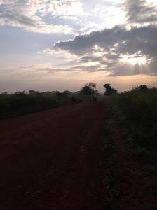 Walk to Atanga SS