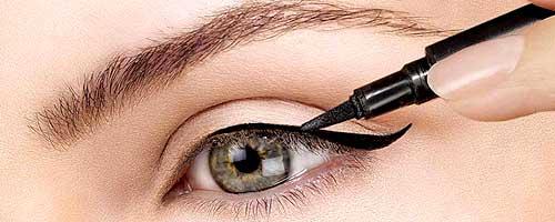 como aplicar mejor tu delineador de ojos
