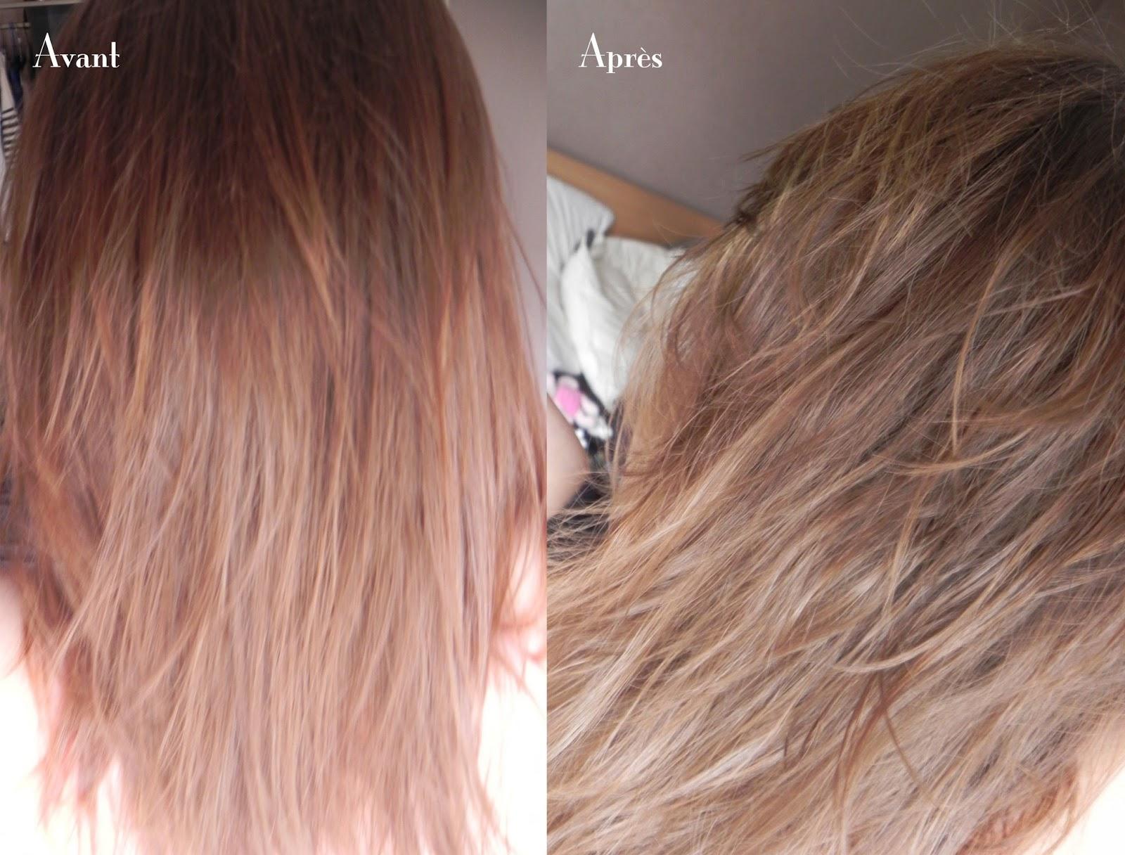 Spray cheveux fins