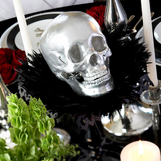 Quick Halloween Centerpieces Ideas 2011  Interior Design - Quick Halloween Ideas