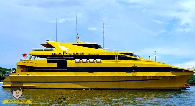 bounty cruise - rezapratamcom