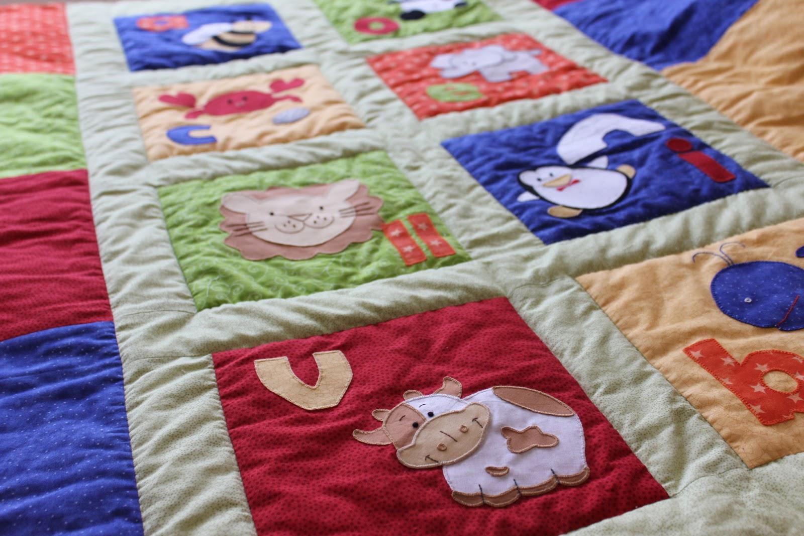 Mi hogar de patchwork colcha para bebe de patchwork - Colchas de patchwork hechas a mano ...