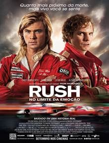Filme Rush No Limite da Emoção Dublado RMVB + AVI + Torrent