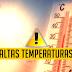 Dias calurosos (Lun 5/1, Mar 6/1 y Mie 7/1)