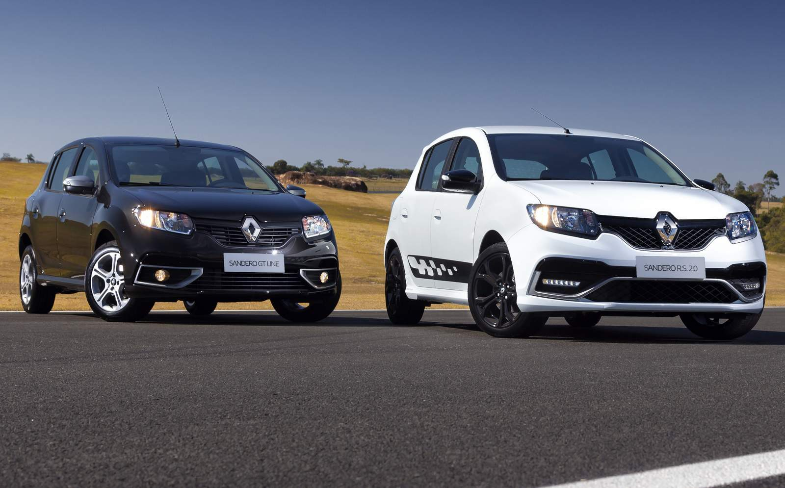 Renault Sandero e Logan 2016: recall