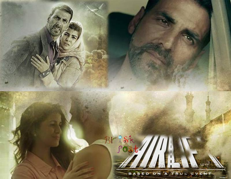 Akshay Kumar and Nimrat Kaur starer Airlift songs album