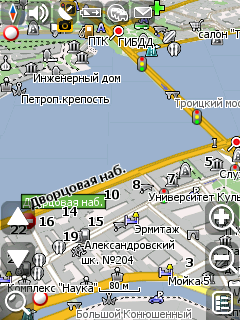Программы навигации gps для дроид с картами