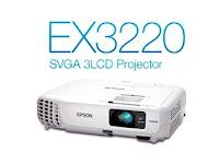 Epson EX3220 SVGA 3LCD Multimedia Projector