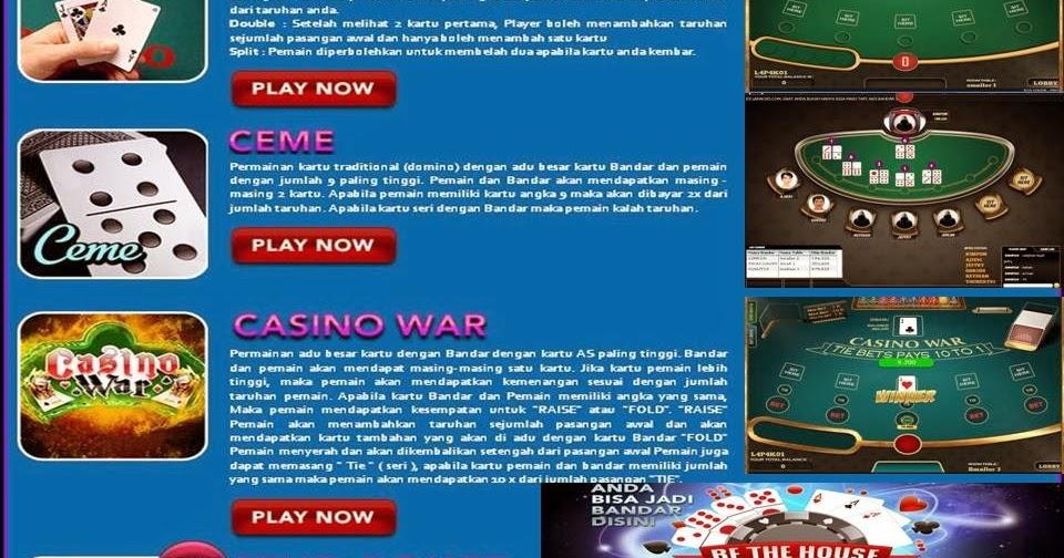Poker imcbet