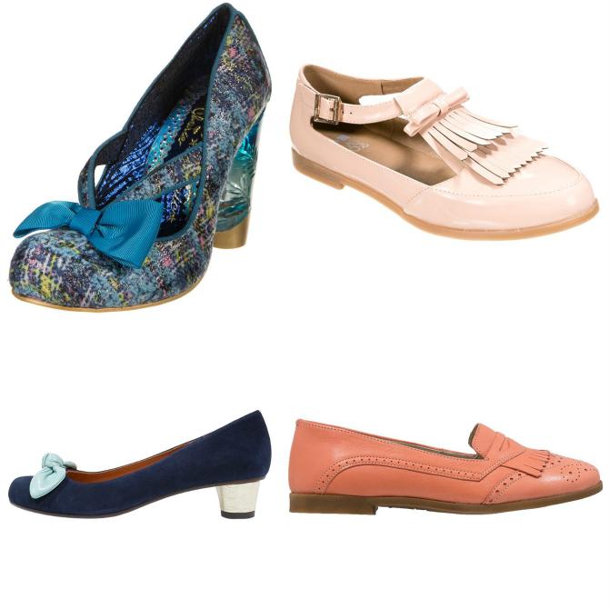 trend scarpe primavera 2015 fiocchi e frange