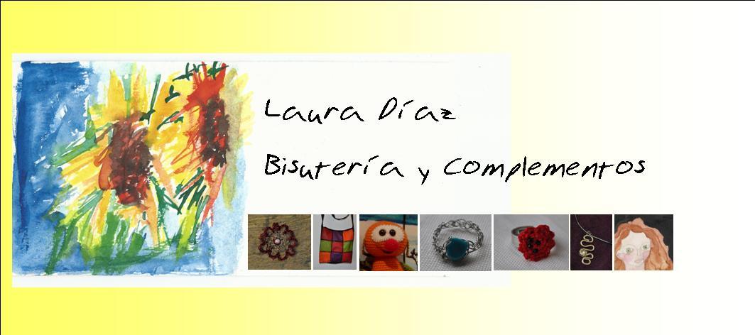 Laura Díaz Bisutería y complementos.