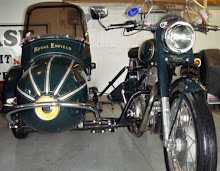 Minn. 2005 with sidecar