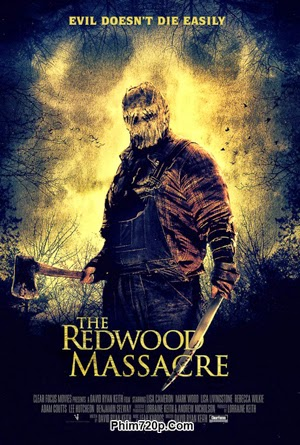 The Redwood Massacre 2014 poster