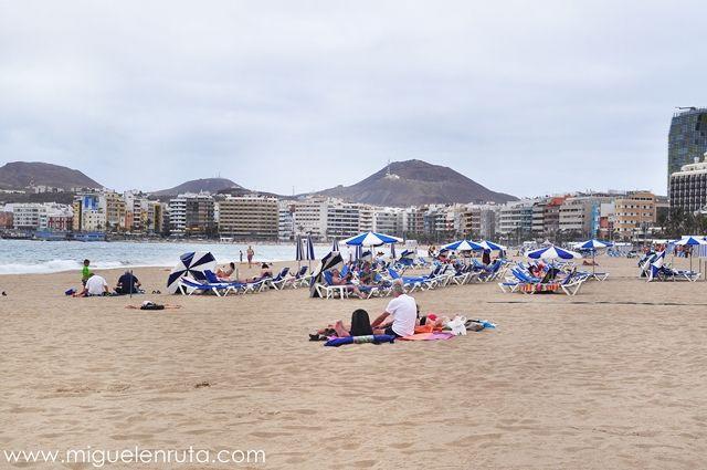 Playa-Canteras-Gran-Canaria