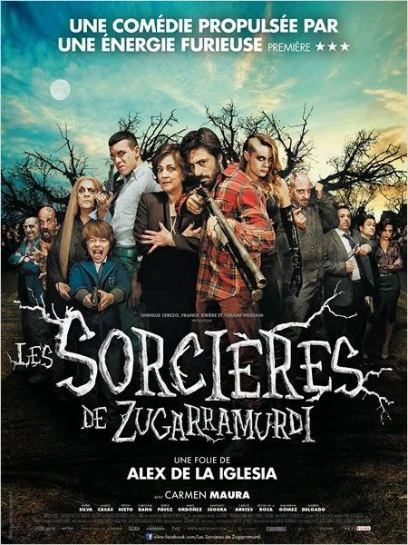 Les Sorcières de Zugarramurdi film streaming