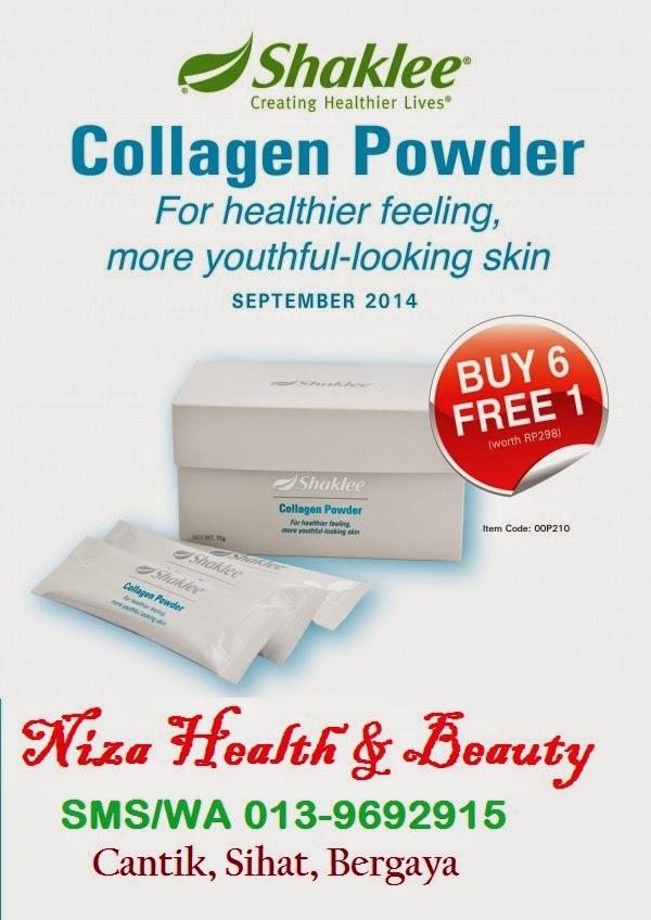 Collagen dari Sisik Ikan Merah ini sangan mudah diserap dan sesuai untuk semua lelaki dan wanita,