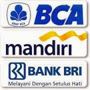 BCA Bri Mandiri