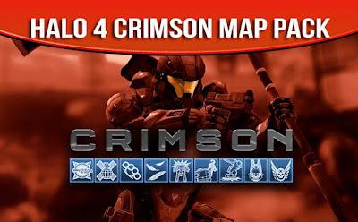 Halo 4 - Crimsom Map Pack (FOTO DIVULGAÇÃO)