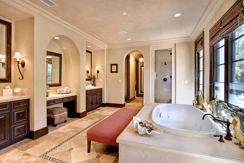 decoration luxury bathrooms