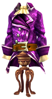 Pirate101 Captain Swing's Outfit (Luddite's Clobber)