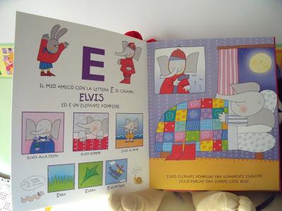 Libri alfabeto degli amici di giulio coniglio nicoletta - Libro amici di letto ...