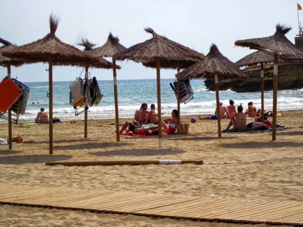 Beach of Roc de Sant Gaieta
