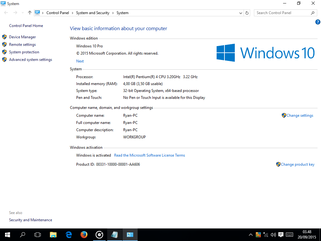 Windows 10 iso tisoga for Window 10 iso