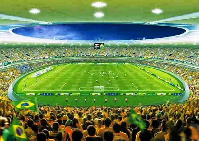Stadion Piala Dunia 2014