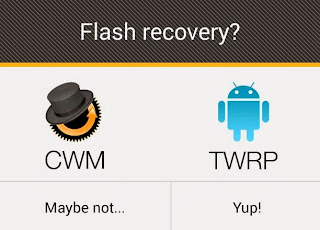 cwm or twrc recovery without pc