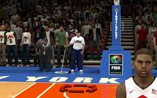 FIBA 2K12 Mod - Team USA Patch Janitor