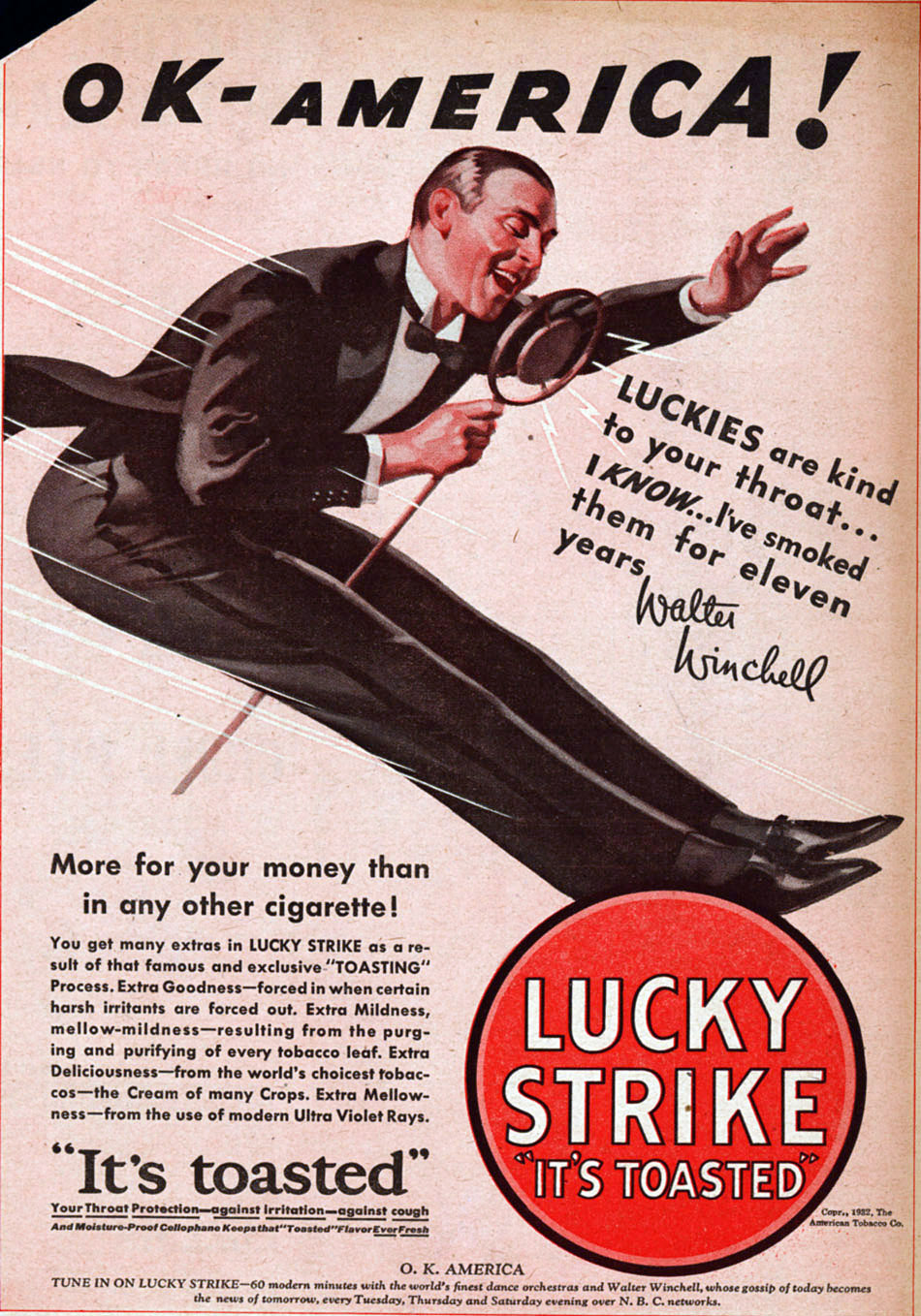 cigarette advertisements in the 1950s essay Tobacco company marketing to kids / 4 popular youth brands (marlboro, newport, and camel) reached more than 80 percent of young people in the united states an average of 17 times in 200027 a massachusetts department of health study found that cigarette advertising in magazines with high.