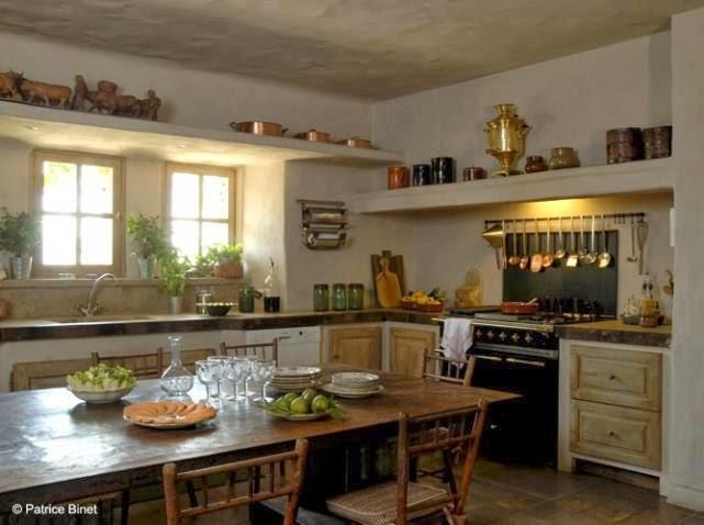 decorar cozinha rustica:Bricolage e Decoração: Ideias para Decorar Cozinhas Rústicas