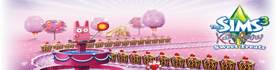 The Sims 3 Katy Perry's Sweet Treats Keygen