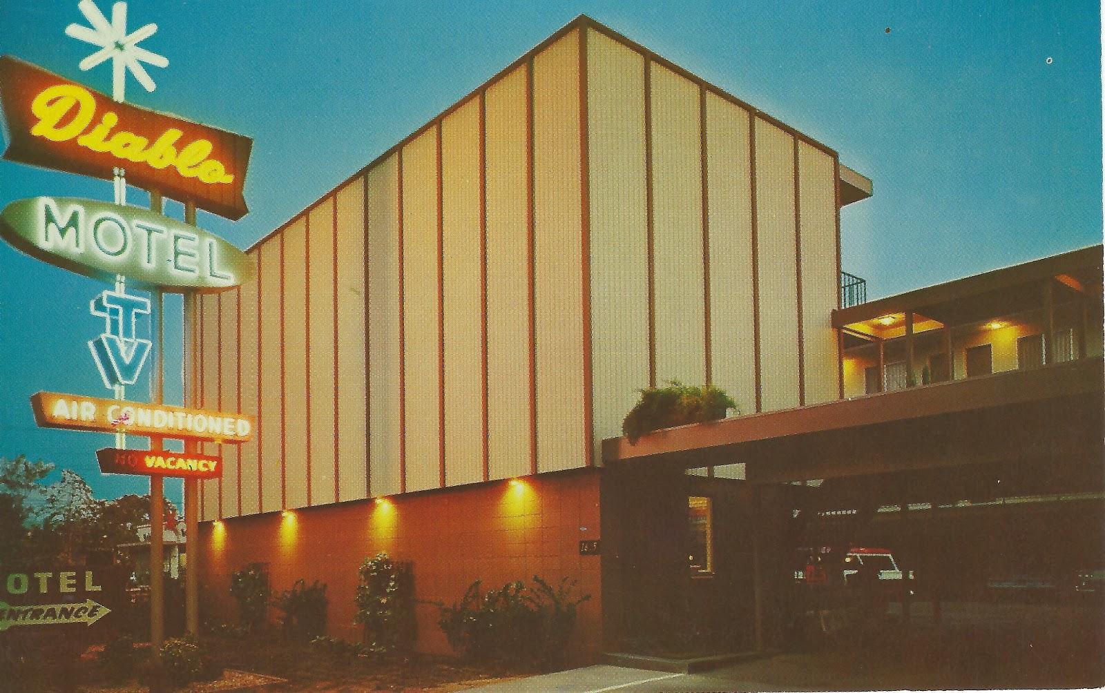 Diablo Motel Walnut Creek Ca