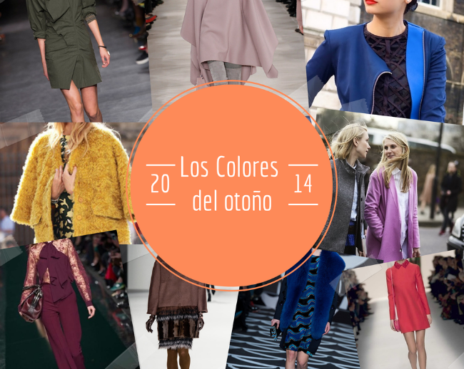 colores otoño 2014 pantone