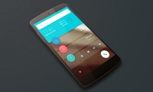 Get Android L Home Screen on Any Android device