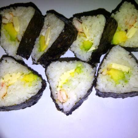 Langkah Bikin Resep Sushi Ikan Tuna Fresh