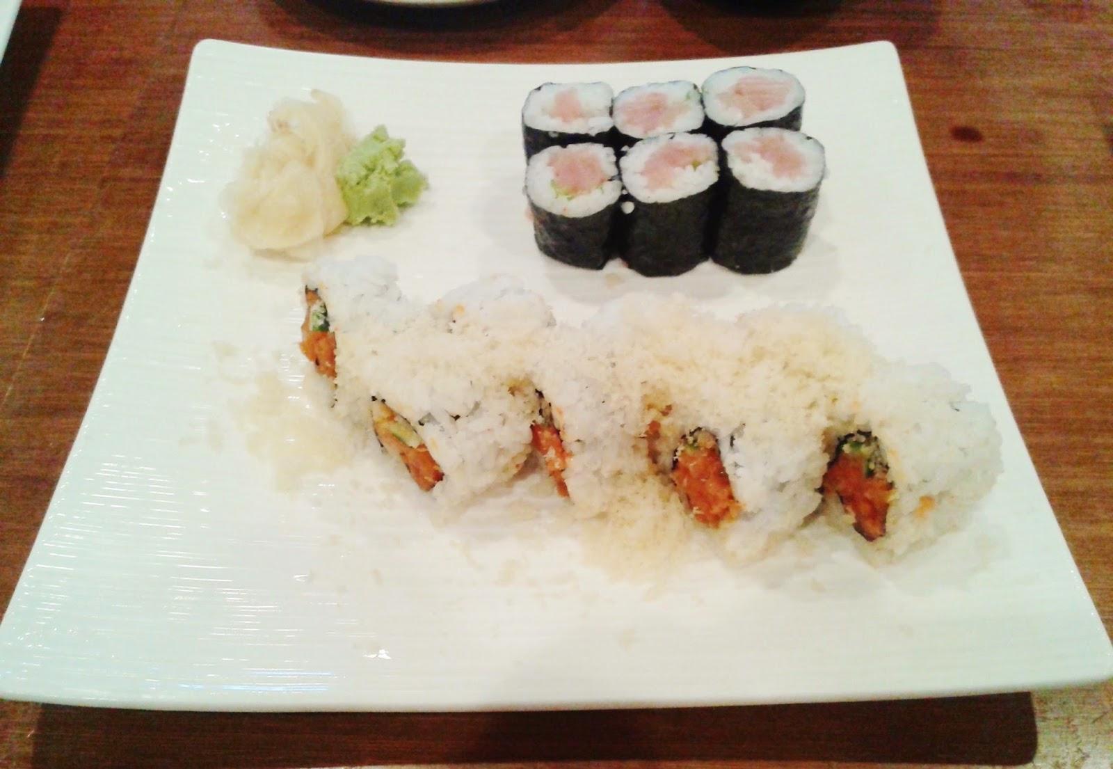 Raymond\'s Sushi Adventures: Episode #23: Sushi &