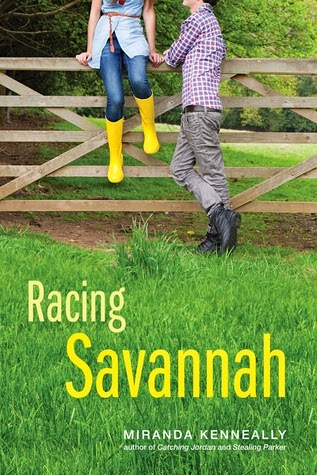 Racing Savannah cover